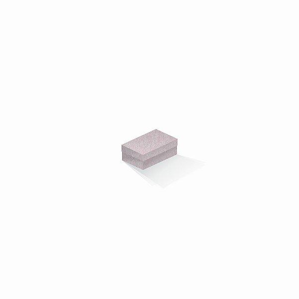 Caixa de presente | Retângulo Color Plus Metálico Ibiza 5,0x8,0x3,5