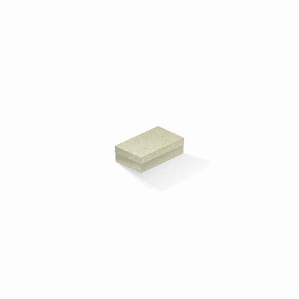 Caixa de presente | Retângulo Color Plus Metálico Majorca 6,0x10,0x3,5