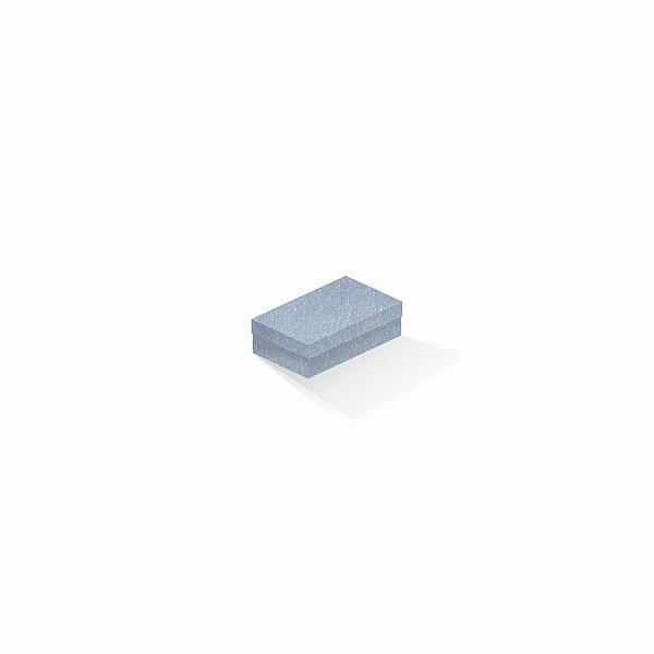 Caixa de presente | Retângulo Color Plus Metálico Mar Del Plata 6,0x10,0x3,5