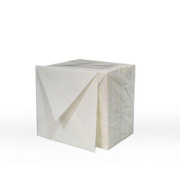 Lote 45B - Envelope Aba Bico 8,0x8,0 - 50 unid.