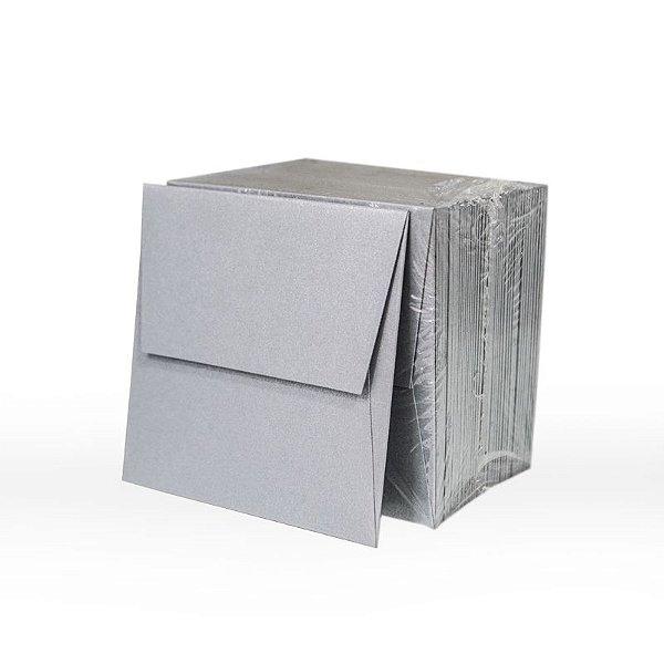 Lote 62 - Envelope Aba Reta 8,0x8,0 - 50 unid.