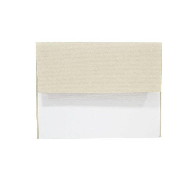 Lote 78 - Envelope Aba Reta 11,2x14,6 - 50 unid.