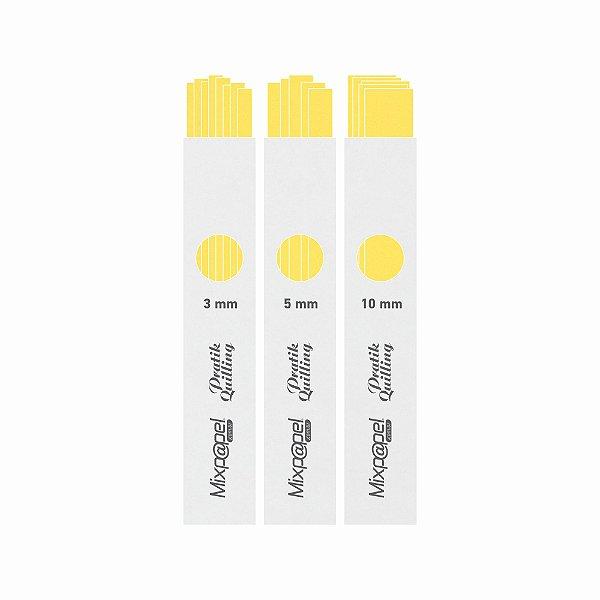 Pratik Quilling Color Fluo Yellow