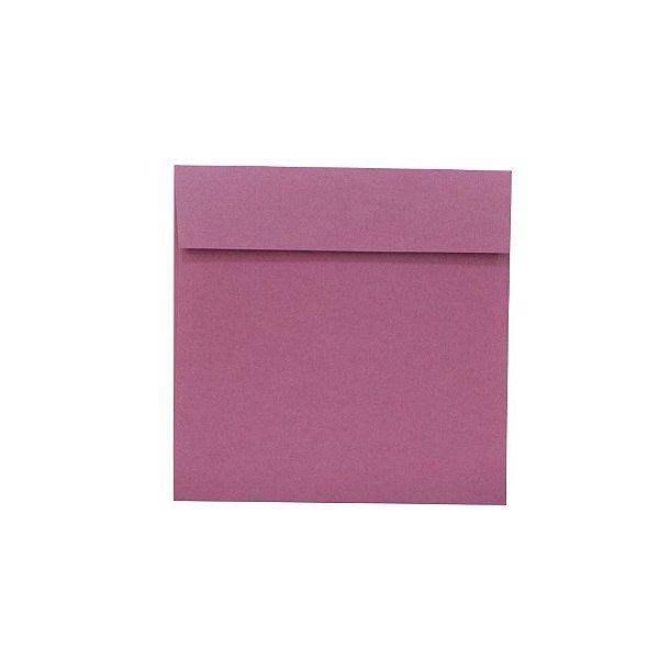 Lote 126 - Envelope Aba Reta 18x18 - 50 unid.