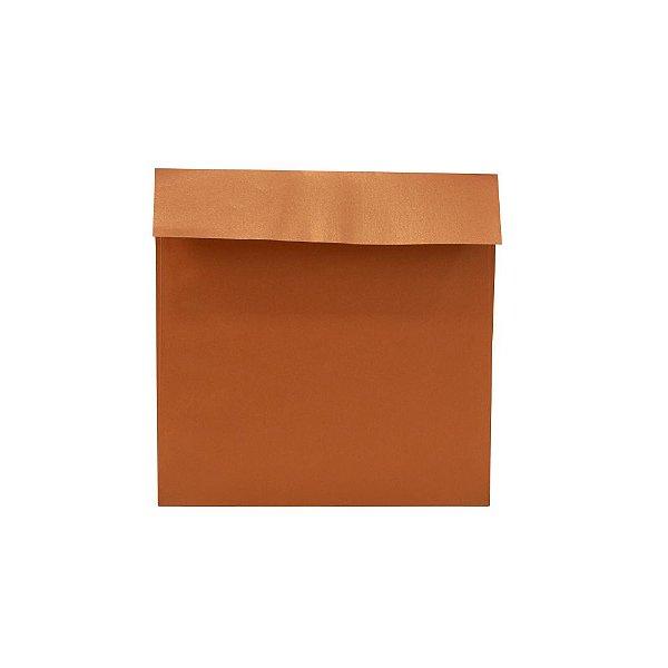 Lote 127 - Envelope Aba Reta 18x18 - 50 unid.