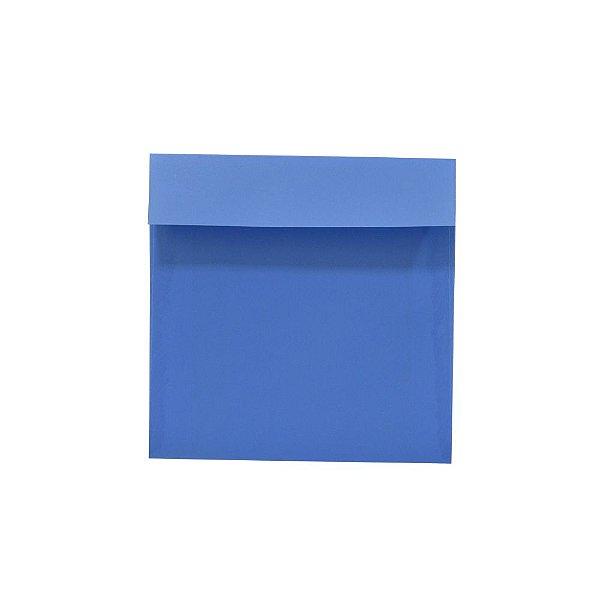 Lote 128 - Envelope Aba Reta 18x18 - 50 unid.