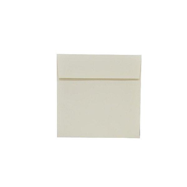 Lote 136 - Envelope Aba Reta 16x16 - 50 unid.