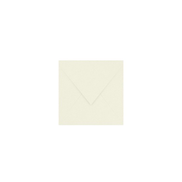 Envelope para convite | Quadrado Aba Bico Markatto Concetto Avorio 15,0x15,0