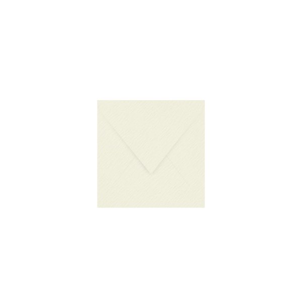 Envelope para convite | Quadrado Aba Bico Markatto Stile Avorio 15,0x15,0