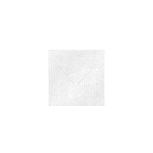 Envelope para convite | Quadrado Aba Bico Markatto Finezza Bianco 21,5x21,5