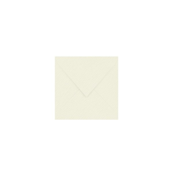 Envelope para convite | Quadrado Aba Bico Markatto Stile Avorio 21,5x21,5