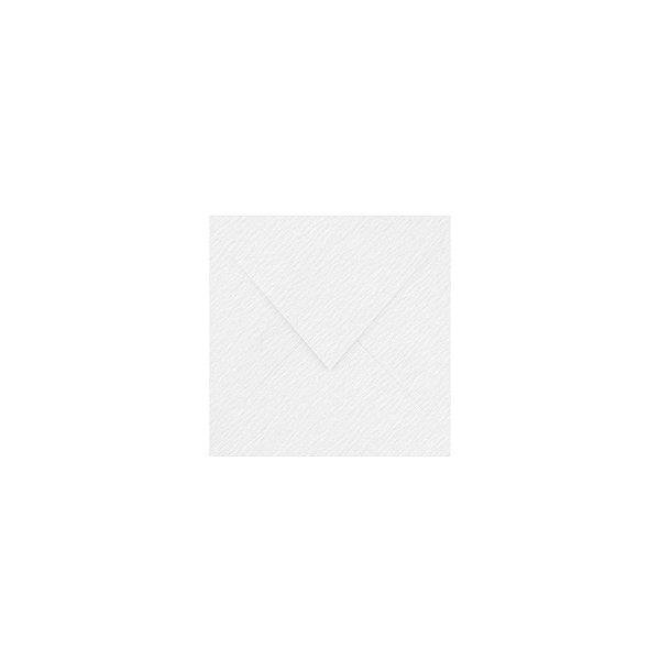 Envelope para convite | Quadrado Aba Bico Markatto Stile Bianco 21,5x21,5
