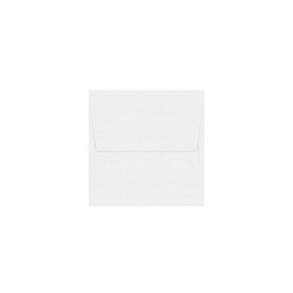 Envelope para convite | Quadrado Aba Reta Markatto Finezza Bianco 10,0x10,0