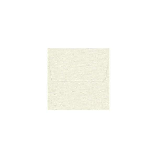Envelope para convite | Quadrado Aba Reta Markatto Stile Avorio 10,0x10,0
