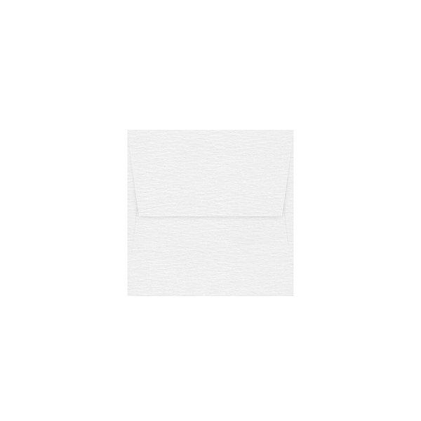 Envelope para convite | Quadrado Aba Reta Markatto Stile Bianco 10,0x10,0