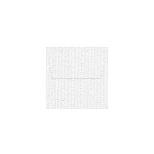 Envelope para convite | Quadrado Aba Reta Markatto Concetto Bianco 13,0x13,0