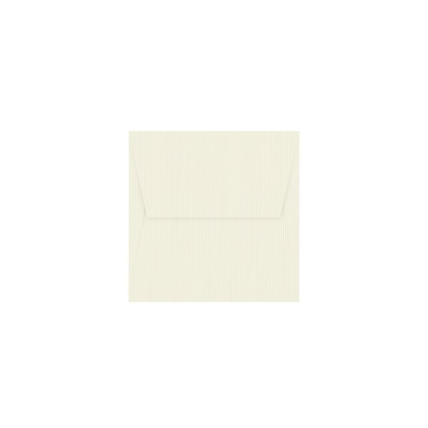 Envelope para convite | Quadrado Aba Reta Markatto Finezza Avorio 13,0x13,0