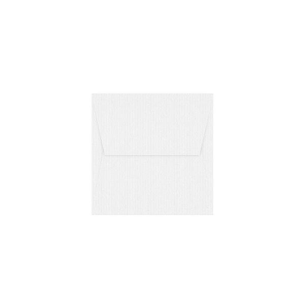 Envelope para convite | Quadrado Aba Reta Markatto Finezza Bianco 13,0x13,0