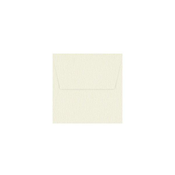 Envelope para convite | Quadrado Aba Reta Markatto Stile Avorio 13,0x13,0