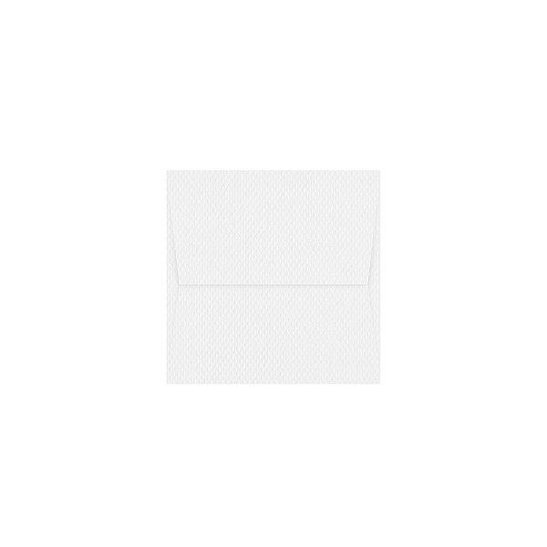 Envelope para convite | Quadrado Aba Reta Markatto Concetto Bianco 15,0x15,0