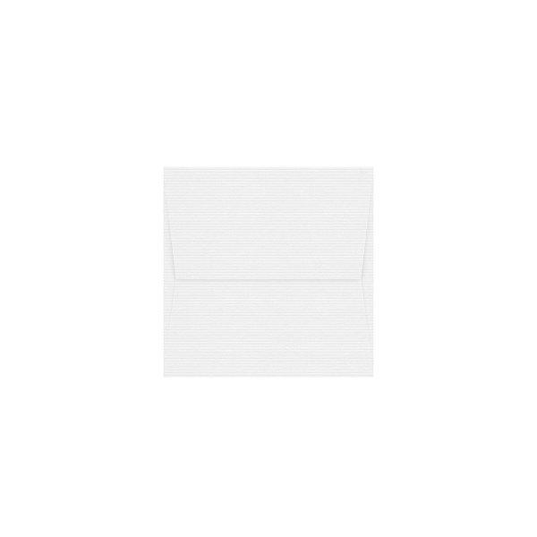 Envelope para convite | Quadrado Aba Reta Markatto Finezza Bianco 15,0x15,0