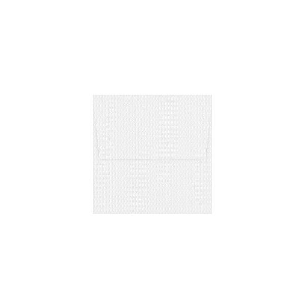 Envelope para convite | Quadrado Aba Reta Markatto Concetto Bianco 21,5x21,5