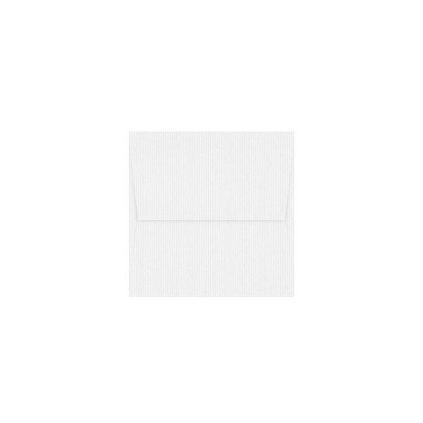 Envelope para convite | Quadrado Aba Reta Markatto Finezza Bianco 21,5x21,5