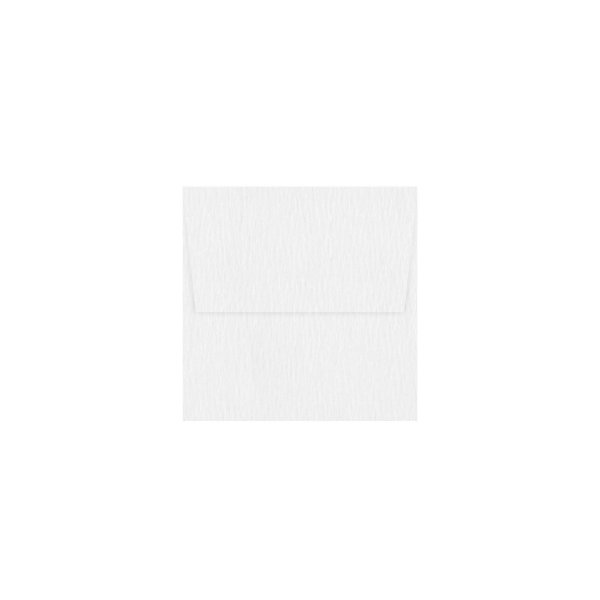 Envelope para convite | Quadrado Aba Reta Markatto Stile Bianco 21,5x21,5