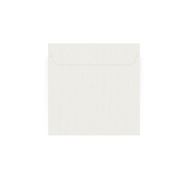 Envelope para convite | Quadrado Aba Reta Markatto Finezza Naturale 24,0x24,0