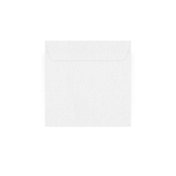 Envelope para convite | Quadrado Aba Reta Markatto Stile Bianco 24,0x24,0