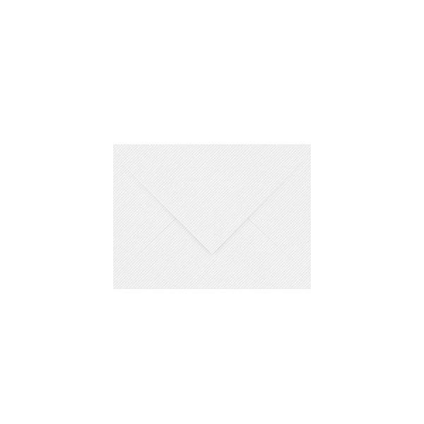 Envelope para convite | Retângulo Aba Bico Markatto Finezza Bianco 16,5x22,5