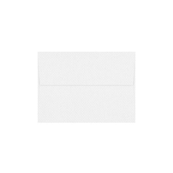 Envelope para convite | Retângulo Aba Reta Markatto Concetto Bianco 13,3x18,3