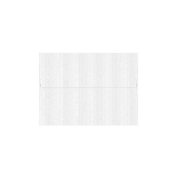 Envelope para convite | Retângulo Aba Reta Markatto Finezza Bianco 13,3x18,3