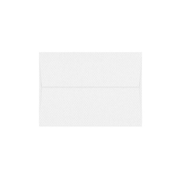 Envelope para convite | Retângulo Aba Reta Markatto Concetto Bianco 15,5x21,5