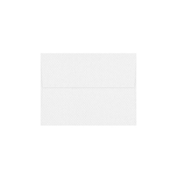 Envelope para convite | Retângulo Aba Reta Markatto Concetto Bianco 18,5x24,5