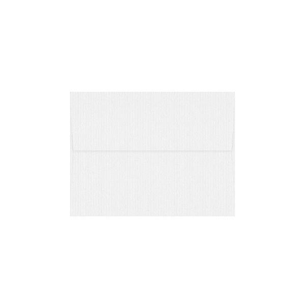 Envelope para convite | Retângulo Aba Reta Markatto Finezza Bianco 18,5x24,5