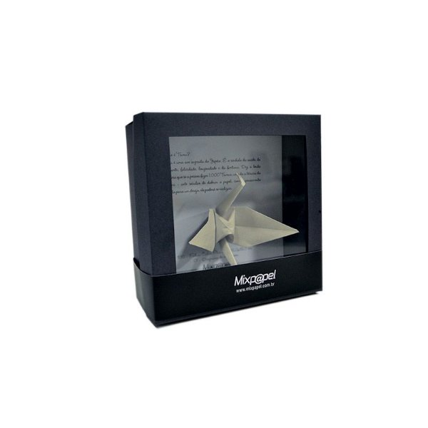 Kit Origami - Tsuru - Color Plus Sahara 15x15