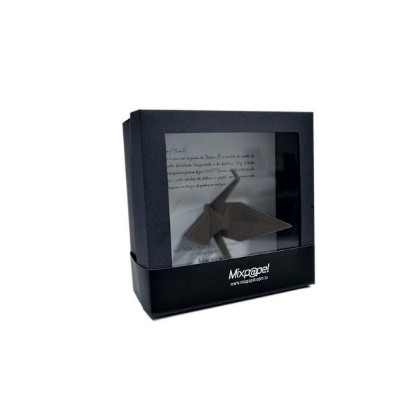 Kit Origami - Tsuru - Color Plus Marrocos 15x15
