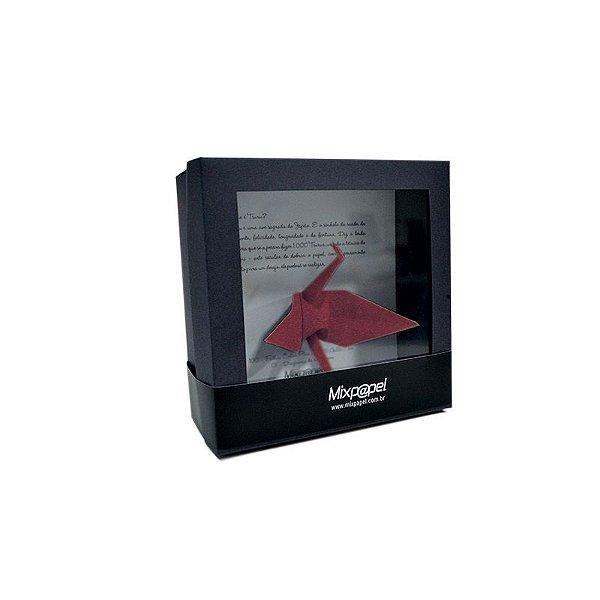 Kit Origami - Tsuru - Color Plus Pequim 15x15