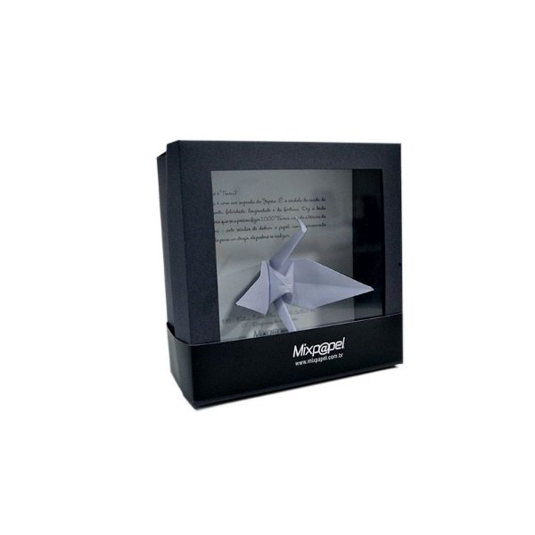 Kit Origami - Tsuru - Color Plus São Francisco 15x15