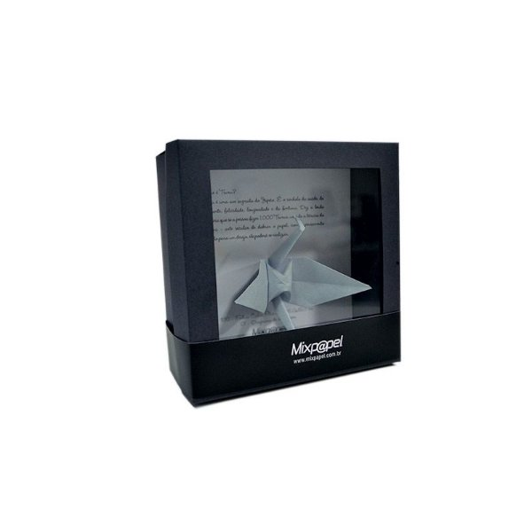 Kit Origami - Tsuru - Color Plus Milano 15x15