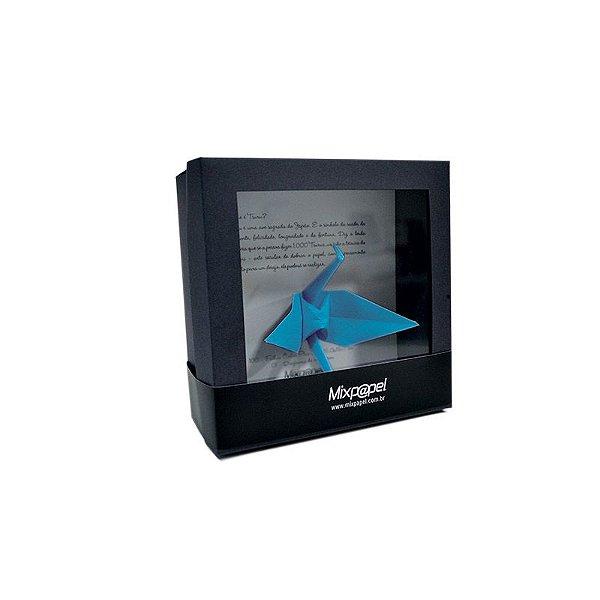 Kit Origami - Tsuru - Color Plus Grécia 15x15