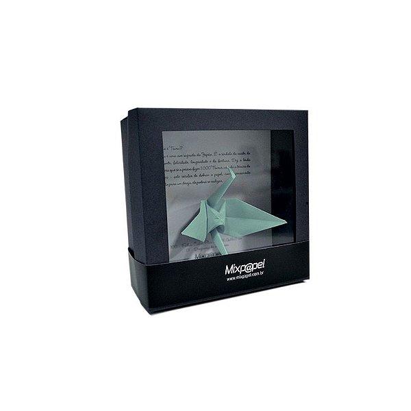 Kit Origami - Tsuru - Color Plus Tahiti  15x15