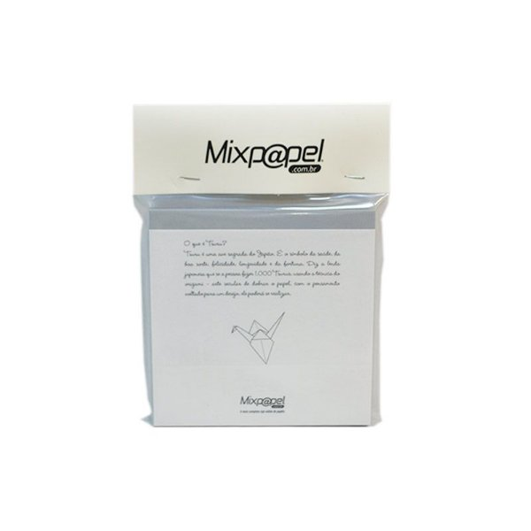 Refil Origami - Tsuru - Color Plus Milano 15x15