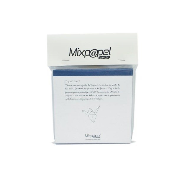 Refil Origami - Tsuru - Color Plus Porto Seguro 15x15