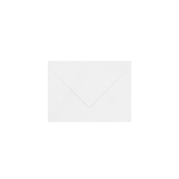 Envelope para convite | Retângulo Aba Bico Markatto Edition Bianco 16,5x22,5