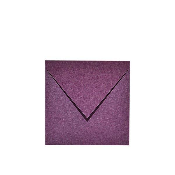 Lote B10-01D - Envelope Aba Bico 10,0x10,0 - 50 unid.