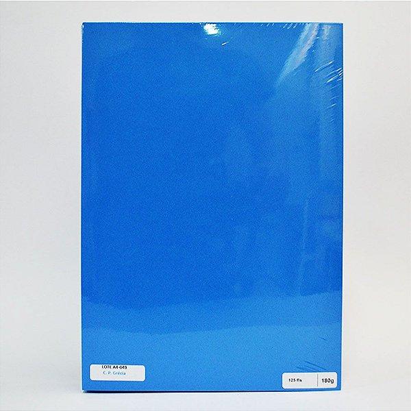 Lote A4-049 - Color Plus Grécia - 180g - 125fls