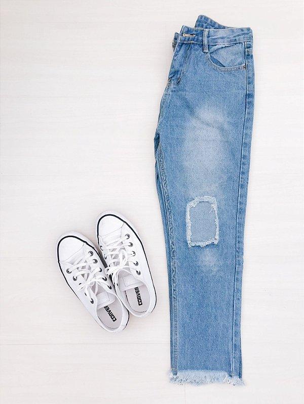 Jeans Destroyed - Tam - 36