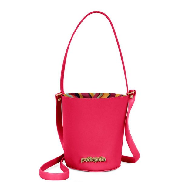 Bolsa PJ3759 Ruber Bag Pink